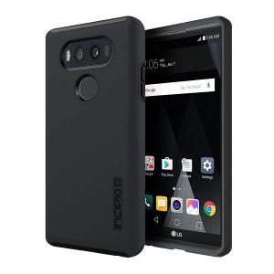 Incipio DualPro Case for LG V20 Smartphone - Black/Black
