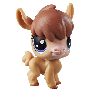 Littlest Pet Shop Single Pet (Alpaca)