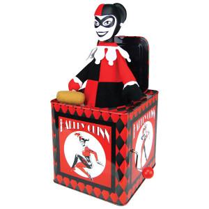 Bif Bang Pow! DC Comics Harley Quinn Jack in The Box