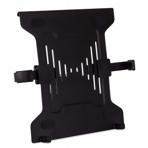 """Mount-It! VESA Laptop Mount Tray, Universal Fit Notebook Holder For VESA Monitor Mounts, Up To 17"""" Computers"""