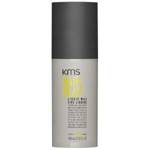 KMS California Hair Play Liquid Wax, Strong Gel Hold with Wax-Like Flexibility, 100 mL/3.3 oz.
