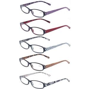 Reading Glasses Comb Pack of Multiple Men and Women Readers Spring Hinge Glasses