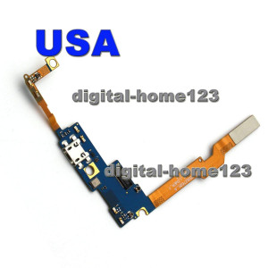 For LG VISTA VS880 New USB Charger Charging Port dock Flex Cable Replacement Cell Phones Parts From USA