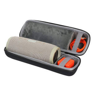 Hard Travel Case for JBL Charge 3 Waterproof Portable Bluetooth Speaker by co2CREA