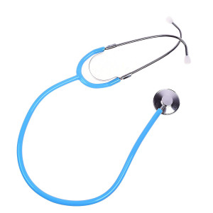BCP Blue Color Real Working Stethoscope For Kids Role Play