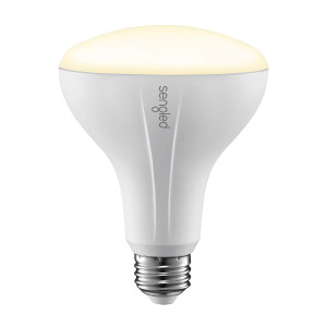 Sengled Element Classic Smart LED Light Bulb (Hub Required), BR30 Dimmable LED Light Soft White 2700K 65W Equivalent, Works with Alexa / Echo Plus / SmartThings / Google Assistant