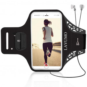 iPhone 7plus XS Running Armband Google Pixel 2 LG V30 V20 iPhone 10 X 8 Plus 6s Plus 7 Plus Samsung Galaxy S8 S9 S7 S6 Note 5 4 3 J7 Women Men Arm Cell Phone Running Holder Gym Workout Jogging