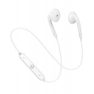Bluetooth Earphones, Bluetooth 4.1 Headphones, Wireless Sports Headphones, Noise Cancelling Headphones, Earbuds with Mic for iPhone X / 10/8 Plus / 7/7 Plus/Samsung S8 / S7 / Note 8 / LG/HTC