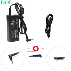19.5V 3.33A 65W AC Adapter Charger Replacement For HP ProBook 640-G2 645-G2 650-G2 655-G2 430-G3 440-G3 450-G3 455-G3 470-G3 640-G3 645-G3 650-G3 655-G3 Power Laptop Power Supply Cord(Blue Tip 4.5mm)
