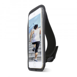 Gear Beast Sports Hand Held Running Case Pouch for Galaxy S9 S9 Plus S8 S8 Plus Note 9 8 iPhone X Xr Xs Max 8 Plus 7 Plus 6s+ Cell Phone Holder for Running Jogging Workout Fitness Exercise Waterproof