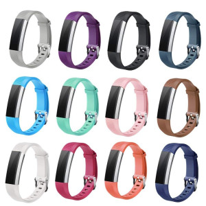 Winsenpro Fitbit Alta HR Bands, 12-Pack Replacement bands for Fitbit Alta and Alta HR, Large Small 12