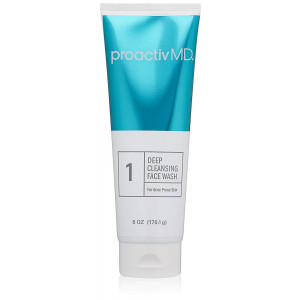 Proactiv Deep Cleansing Face Wash, 6 Ounce