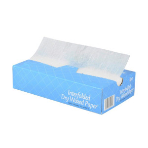 "Pantryware Essentials DeliWaxPaper10-500 Deli Wax Paper, 10"" x 10.75"" (Pack of 500)"