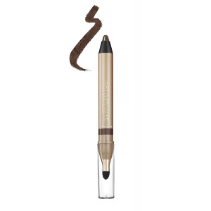 Artisan L'uxe Beauty | Velvet Eye L'uxe Pencil by Sue Devitt | Premium Natural Eyeliner | Luxuriously Smooth | Smudge Proof | Water Resistant | Age-Defying Formula | Chocolate Brown | Seduction