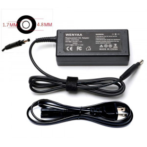 65W 19.5V 3.33A Laptop Charger AC/DC Adapter for HP Pavilion Sleekbook 14-B 15-B Series,14-b109wm 14-b124us 15-b129wm 15-b150us 15-b153cl;ENVY 4 6 Series, 4-1043CL 4-1105DX 6-1002TU;P/Ns PPP009D