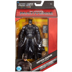 DC Comics Multiverse Justice League Movie Batman Exclusive Action Figure 6 Inches