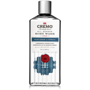 Cremo All Season Body Wash - Blue Cedar and Cypress, 16 Ounce