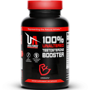 Testosterone Booster for Men Muscle Growth - Natural Test Booster - 30 Servings