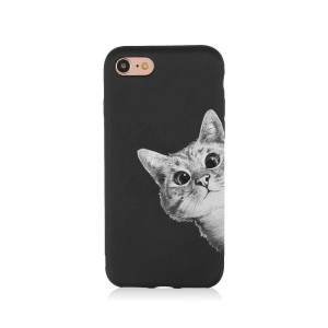 "iPhone 7 Case, Shockproof, Scratch Resistant, Case, iphone 8 4.7"", Art, Flower, Fashion, Case(cat 7005)"