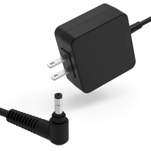 PowerSource [UL Listed] 45W 7Ft Extra Long AC-Adapter-Charger for Lenovo-IdeaPad-100S 100 110 110S 120 120S 310 320 510 510S 520 710S Chromebook-N22 N23 N42 Yoga 710 Flex 4 5 Laptop Power-Supply Cord