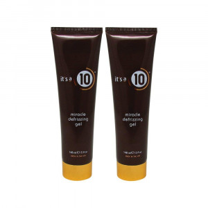 Bundle-2 Items : It's a 10 Miracle Defrizzing Gel, 5 fl. oz. (Pack of 2)