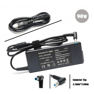 19.5V 4.62A 90W AC Laptop Adapter Charger For HP 741727-001 h6y89aa h6y89aa h6y88aa 710413-001 710414-001 709986-003 ppp012d-s ppp009c