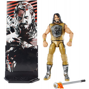 WWE Elite Collection Series # 57 Seth Rollins Action Figure