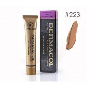 Dermacol Make-up Cover - Waterproof Hypoallergenic Foundation 30g 100% Original Guaranteed (223)