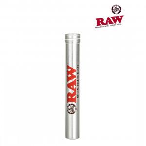 """Raw Aluminum Tube - """"Rawthentic"""" Cigar Style Tube"""