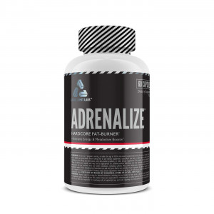 Complete Nutrition Legal Limit Labs Adrenalize Hardcore Fat-Burner* Extreme Energy and Metabolism Booster (60 Capsules)