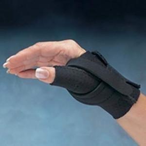 Comfort Cool NC79567 Thumb CMC Restriction Splint, Right Hand, Large