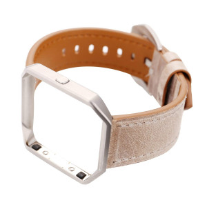 WONMILLE Fitbit Blaze Band, Fresh Style Replacement Strap Bracelet and Upgrade Metal Frame Cover Fitbit Blaze Fitness Watch Band