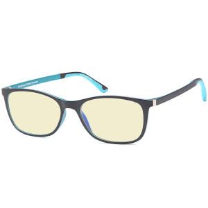 TRUST OPTICS Lightweight Anti Harmful Blue Light UV Glare Eyestrain Relieving Computer Reading Gaming Glasses Readers