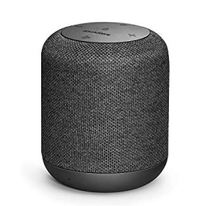 Waterproof Speaker, Soundcore Motion Q Portable Bluetooth Speaker by Anker, 360 Speaker with Dual 8W Drivers for Louder Sound, and IPX7 Waterproof Speaker for Outdoor Activities and Pool Parties