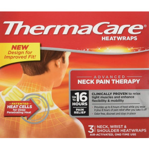 THERMACARE WRAP Neck/ARM 3/BX