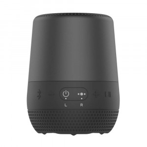 Tiso T30 30 Hours Playtime Wireless Bluetooth V4.2 Speaker 8W Inner-Magnet Loudspeaker and 80mm Passive Bass Radiators Portable IPX6 Waterproof Support 3.5mm AUX TF Card Soundbox Built-In Microphoe
