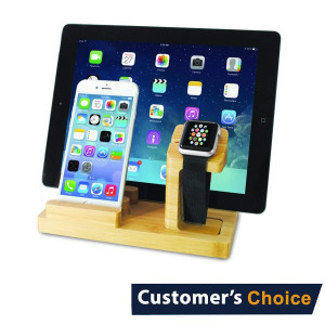 Charging Station, Charging Station Multiple Devices, Docking Station, iPhone Charging Station (iPhone/iWatch Stand)