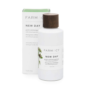 Farmacy New Day Gentle Exfoliating Grains - Travel Friendly Water Activated Cleanser