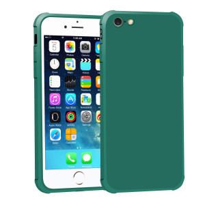 """VEKLR iPhone 7/8 Case, Matte Surface Soft Slim Armor Profile Fit Cover, Protective Case with Corner Air Cushion Compatible iPhone 7/iPhone 8(4.7"""")(Emerald Green)"""