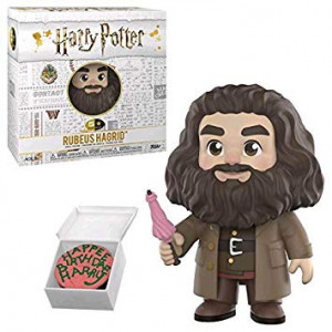 Funko 5 Star: Harry Potter - Rubeus Hagrid, Multicolor