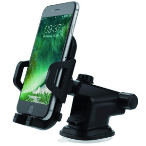 Bilmix Car Mount Universal Phone Holder for iPhone X 8/8 Plus 7 7 Plus 6s Samsung Galaxy S9 S9 Plus S8 Plus S8 Edge S7 S6 Note 8 Cell Phones GPS