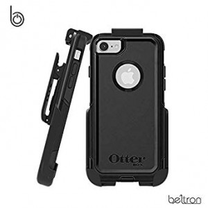 "BELTRON Belt Clip Holster for OtterBox Commuter Case - iPhone 7 Plus/iPhone 8 Plus 5.5"" (case is not Included)"