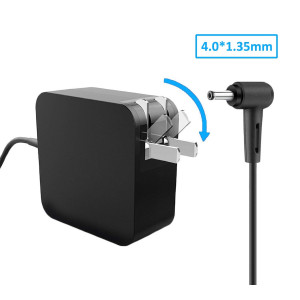 Portable Laptop Power AC Adapter 19V 2.37A 45W Charger for Asus Q303 Q303U Q303UA Q304 Q304U Q304UA Asus Power Supply