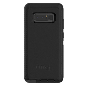 Rugged Protection OtterBox DEFENDER Screen-less Edition Case - BLACK - For Samsung Galaxy Note 8 - (Case Only)
