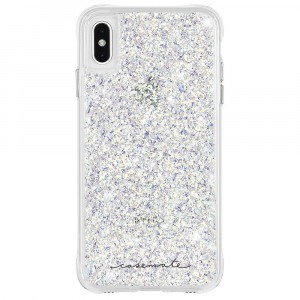 Case-Mate - iPhone XS Max Case - TWINKLE - iPhone 6.5 - Stardust