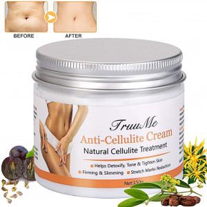 Anti Cellulite Cream, Slimming Cream, Anti-Cellulite Massager and Skin Firming Cream, Organic Body Slimming Cream, Natural Cellulite Treatment Cream for Thighs, Legs, Abdomen, Arms and Buttocks