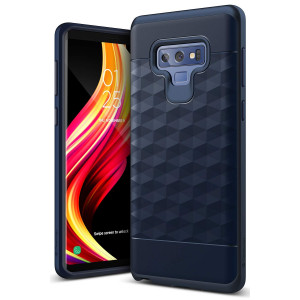 Caseology [Parallax Series] Galaxy Note 9 Case - [Award Winning Design] - Ocean Blue