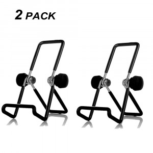 Adjustable Cell Phone Stand, Universal Multi Angle Stand Holder for iPhone X, iPhone 8/7/6S/6/Plus, Samsung and All Android Smartphones-2pack