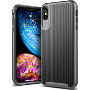 Caseology [Wavelength Series] iPhone XS Max Case - [Stylish and Protective] - Black