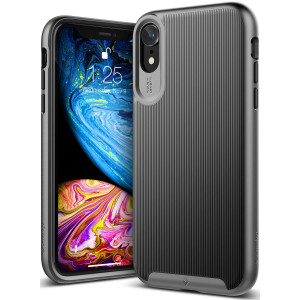 Caseology [Wavelength Series] iPhone XR Case - [Stylish and Protective] - Black